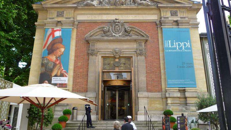 The Luxembourg Museum presents The Tudors
